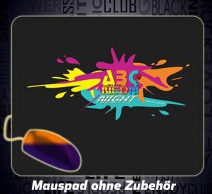 ABC-Mauspad