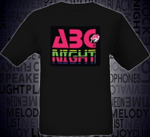 ABC-Night-Herren-Shirt-Black